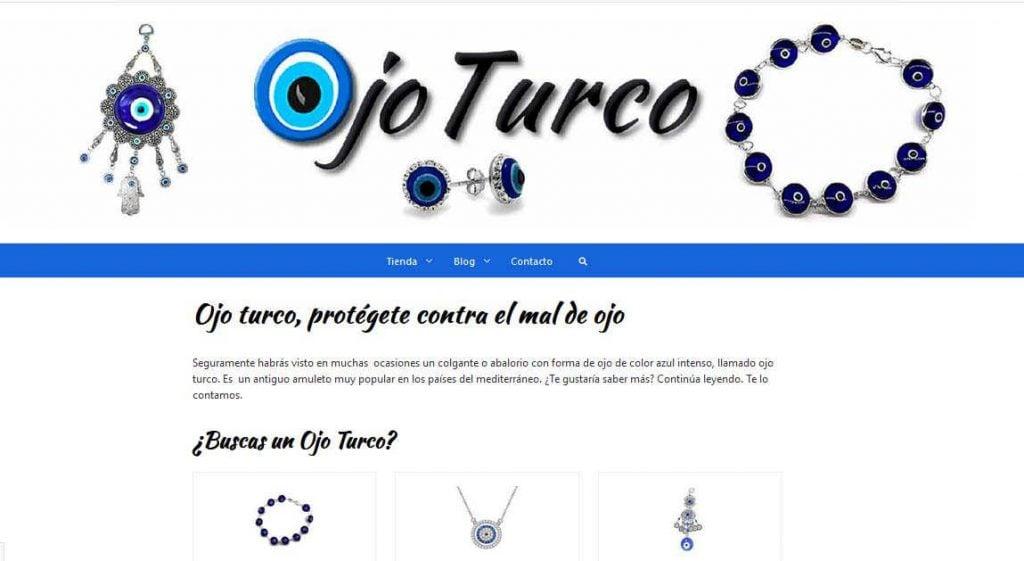Tienda online ojo turco
